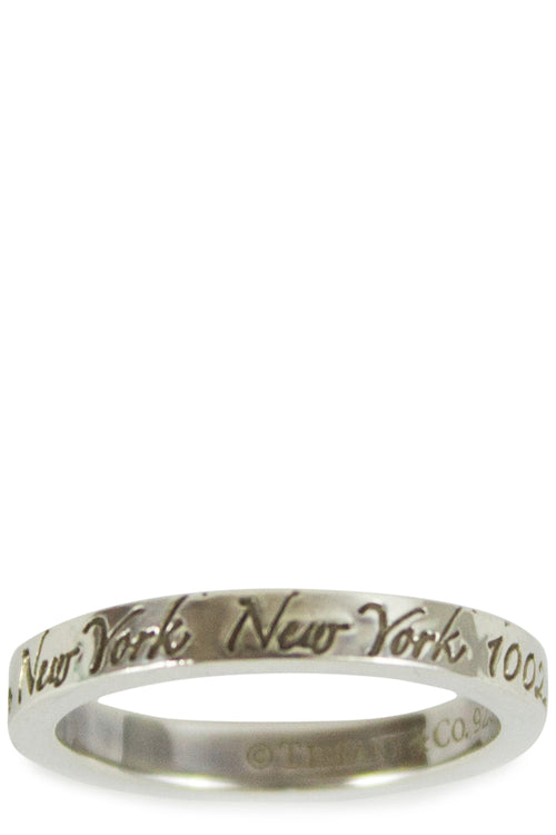 Tiffany&Co Ring  727 Fifth Avenue New York 10022