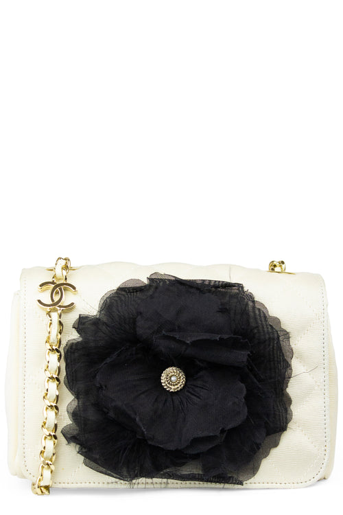 CHANEL Satin Mini Bag