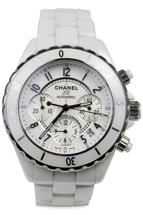 Chanel Watch J12 Keramik
