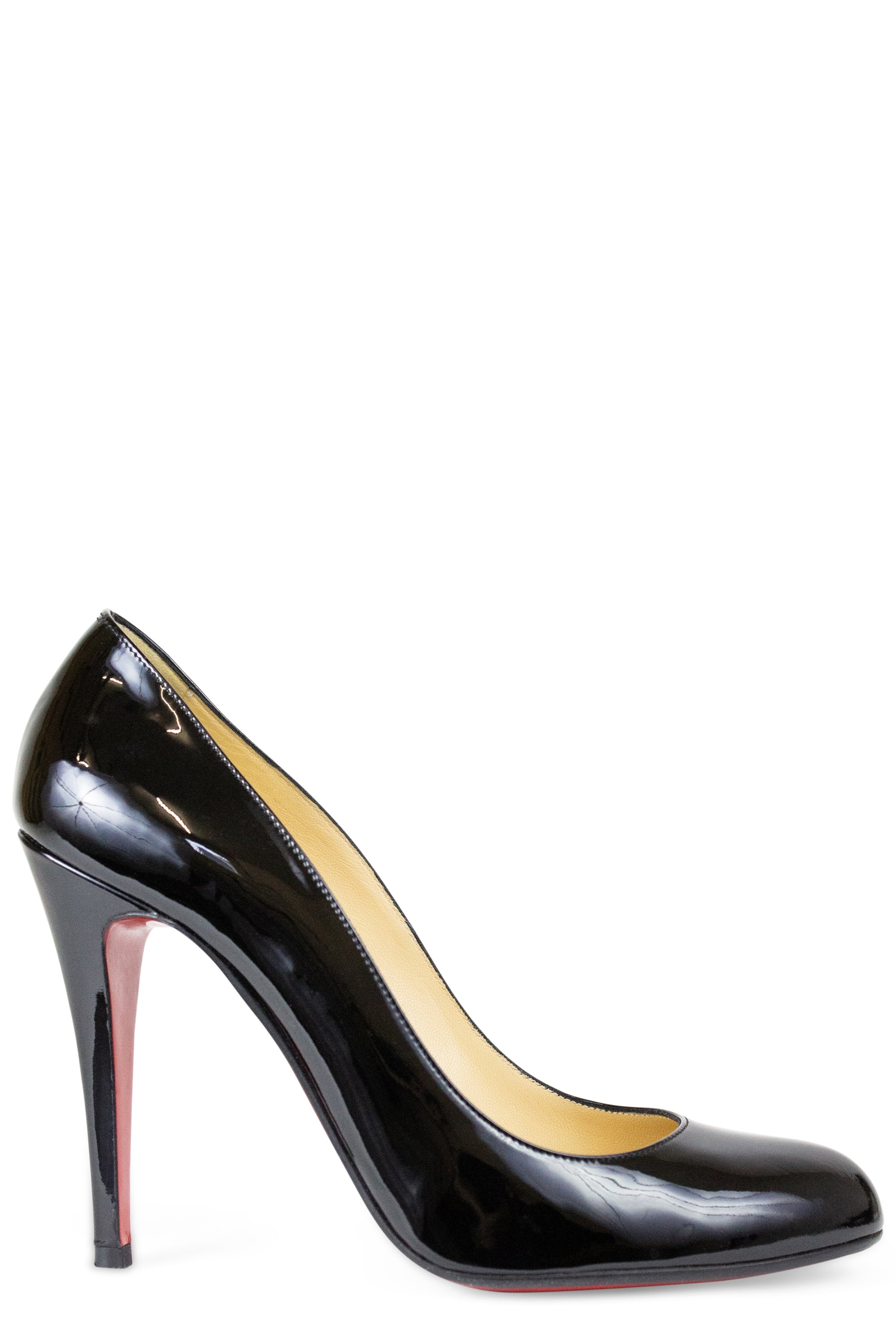 design intemporel ba297 cc069 LOUBOUTIN Fifille Patent Pumps