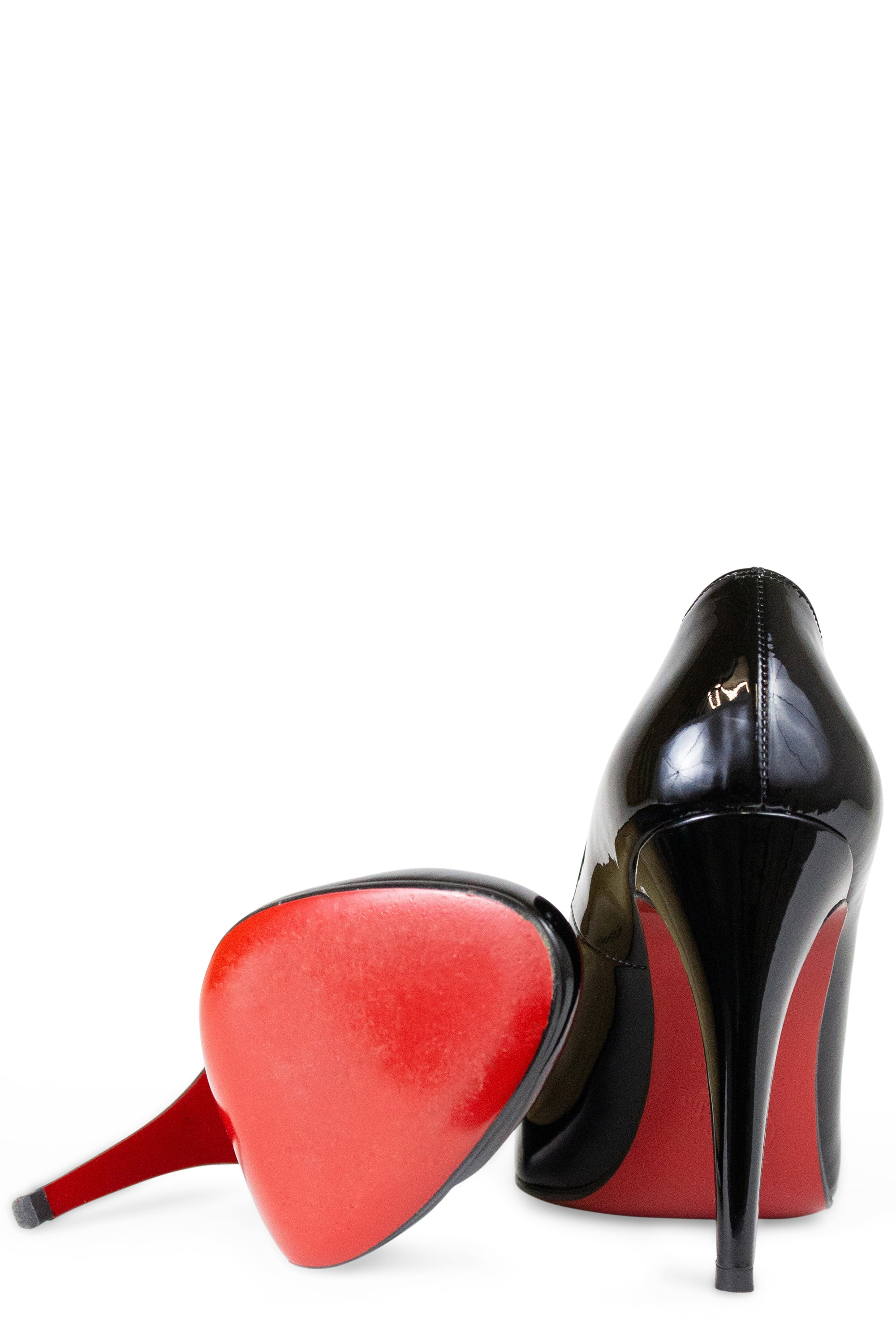LOUBOUTIN Fifille Patent Pumps