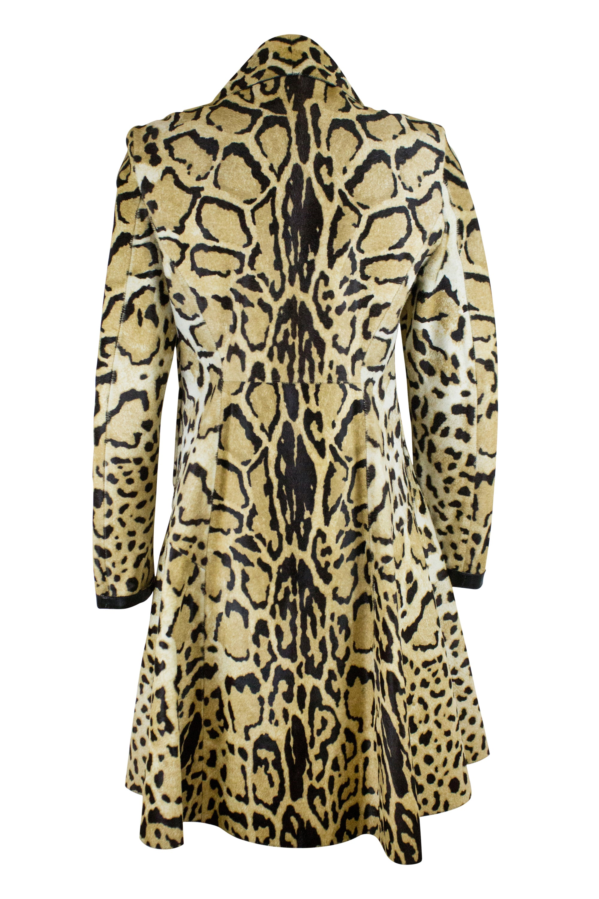 GUCCI Calf Hair Coat