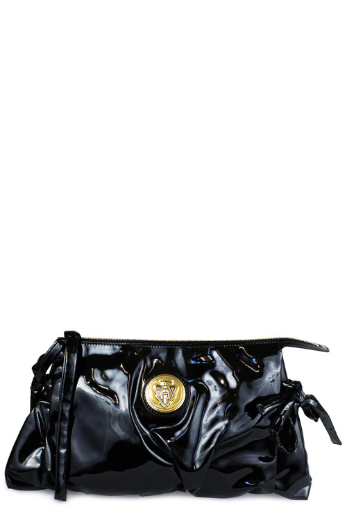 Gucci Hysteria Patent Leather Clutch