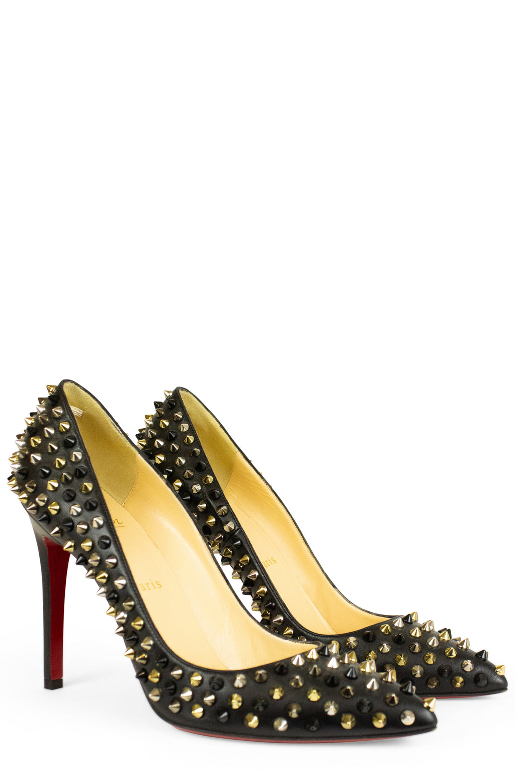 CHRISTIAN LOUBOUTIN Pigalle Spike Pumps