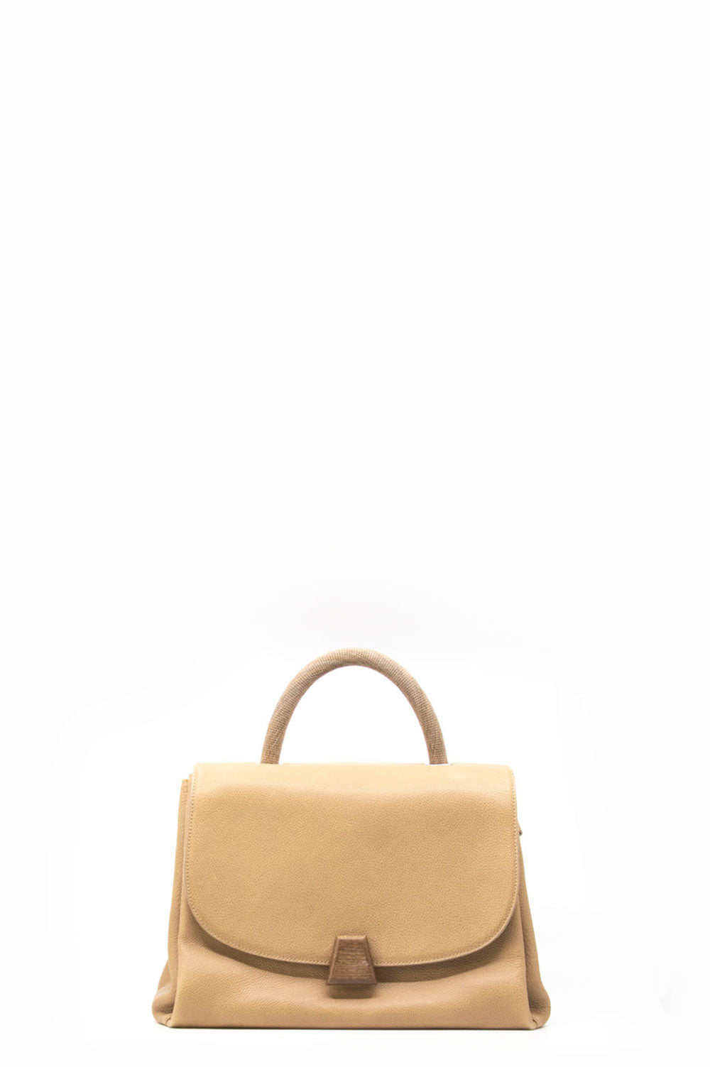 Akris Handbag in beige.