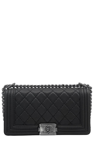 SAINT LAURENT Small Cabas Y Bag