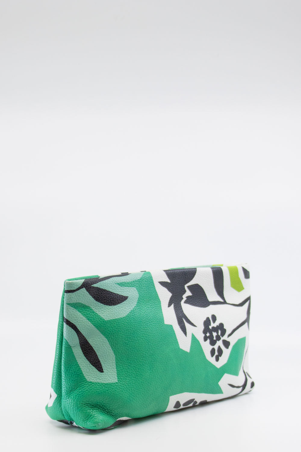BURBERRY PRORSUM Wild Flowers Clutch
