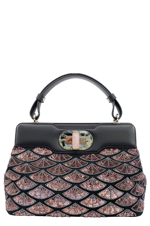 BVLGARI Isabella Rossellini Bag with Sequin