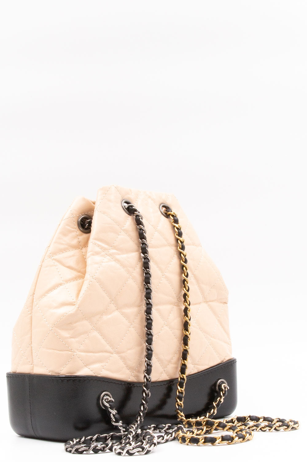 CHANEL Gabrielle Backpack Small