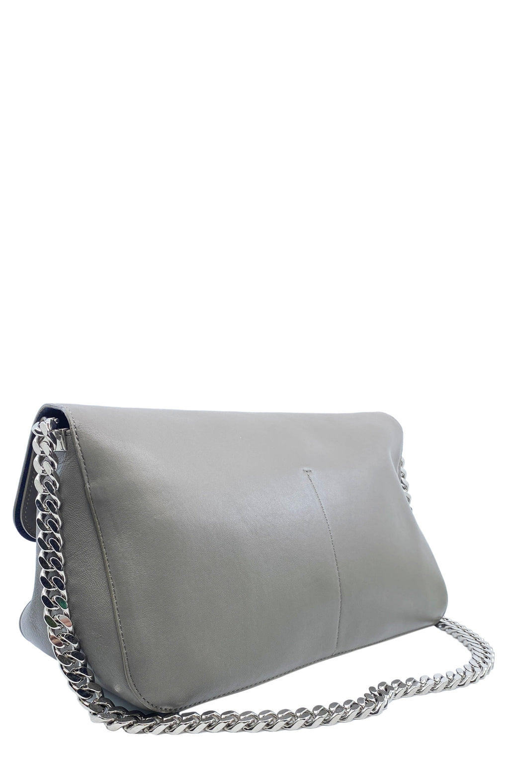 CÉLINE Gourmette Bag Grey