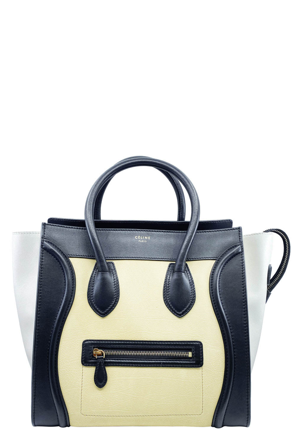 CÉLINE Mini Luggage Bag Frontansicht