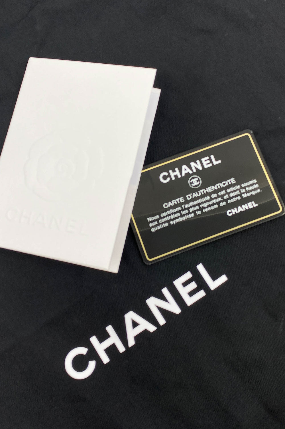 Chanel 19 Maxi Goatskin Black