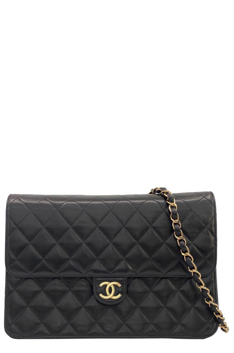 CHANEL Vintage Coco Single Flap Bag