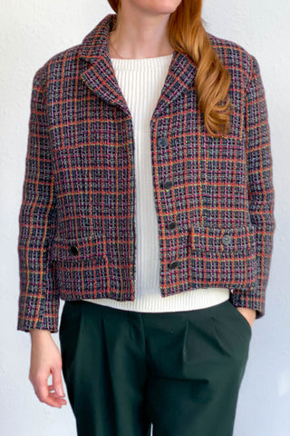 CHANEL Tweed Blazer