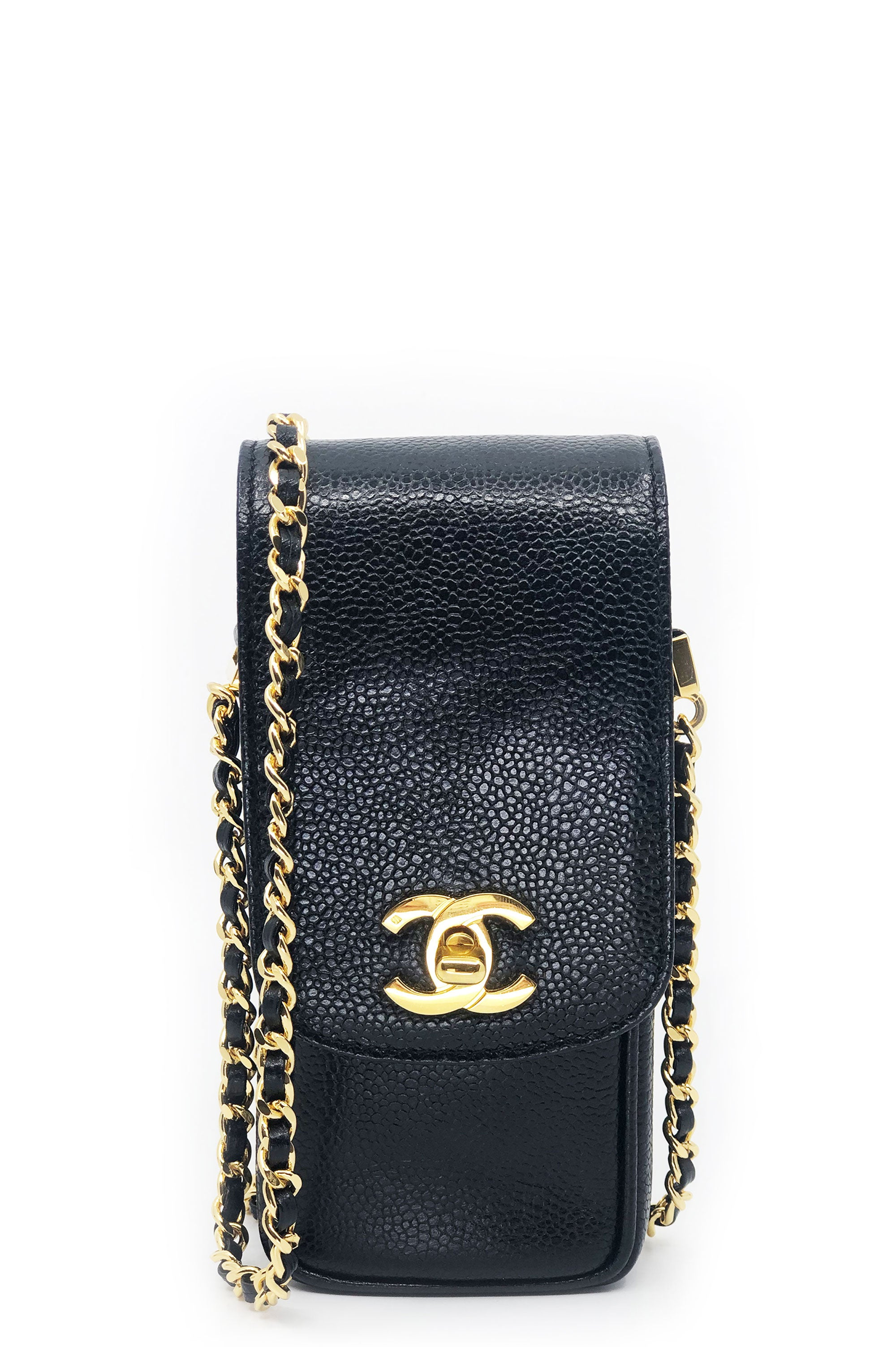CHANEL Vintage Phone Case