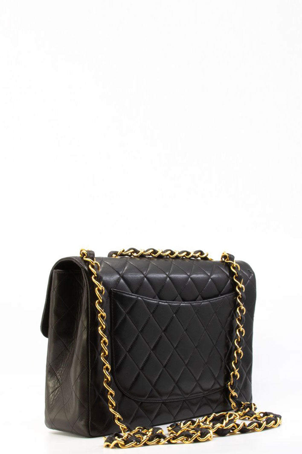 Chanel Vintage Flap Bag Jumbo