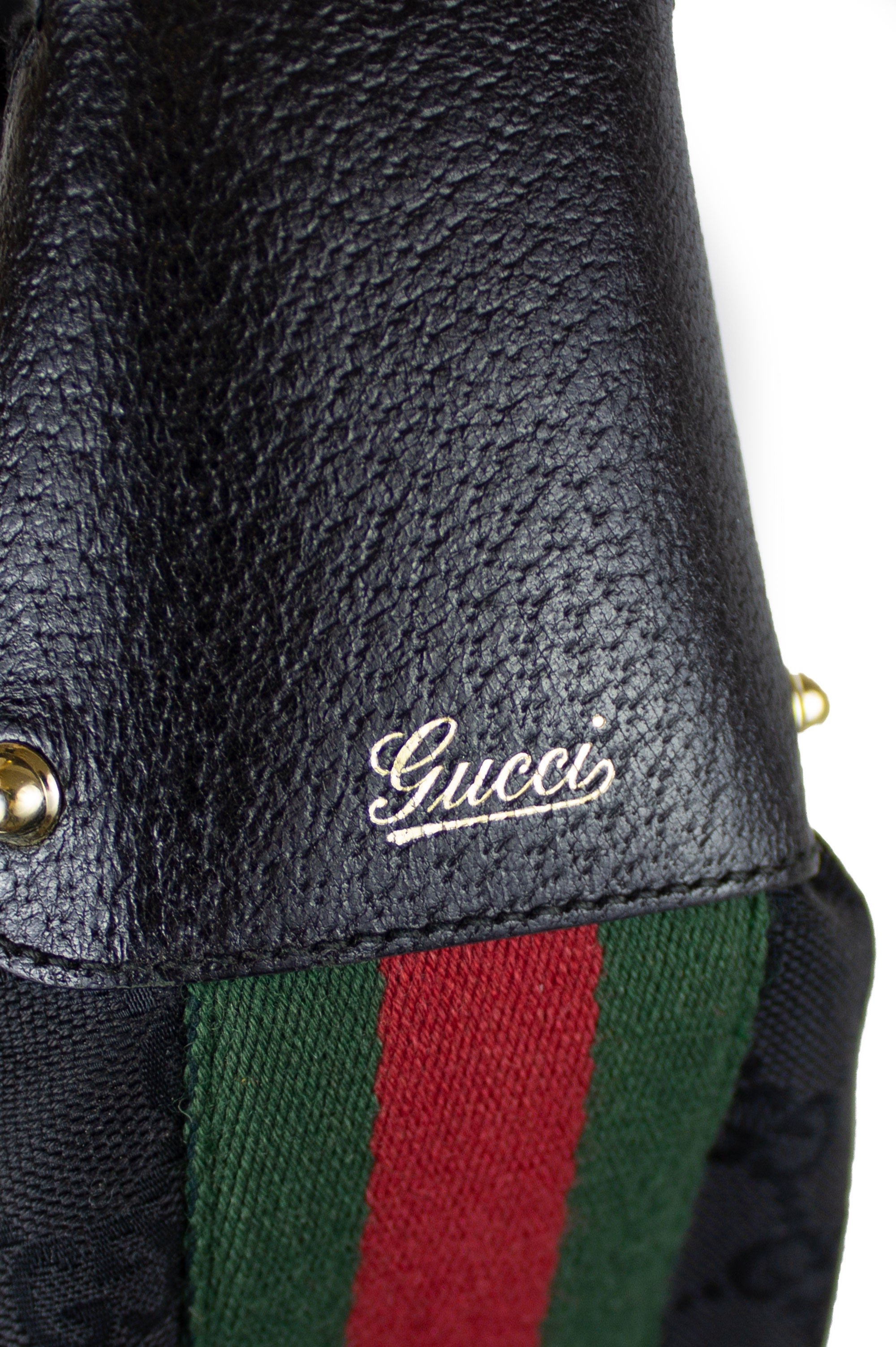 GUCCI Banana Hobo Bag