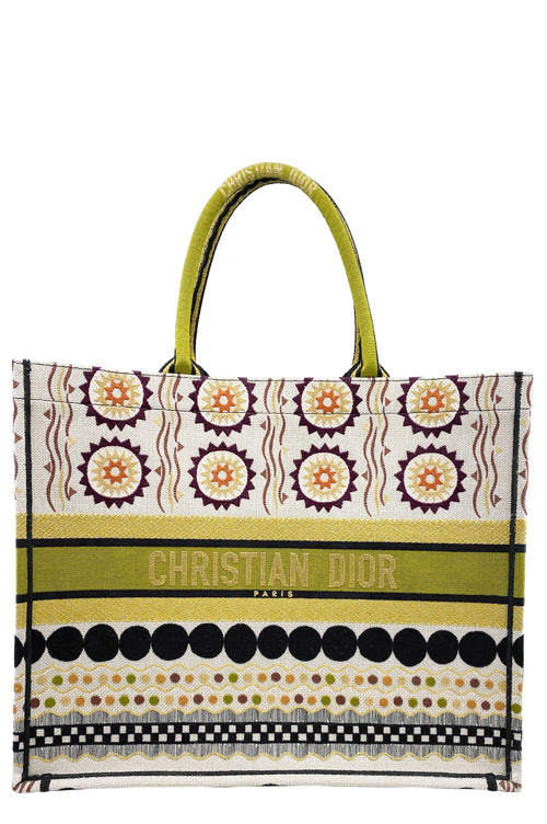 CHRISTIAN DIOR Book Tote Bag Special Edition Frontansicht