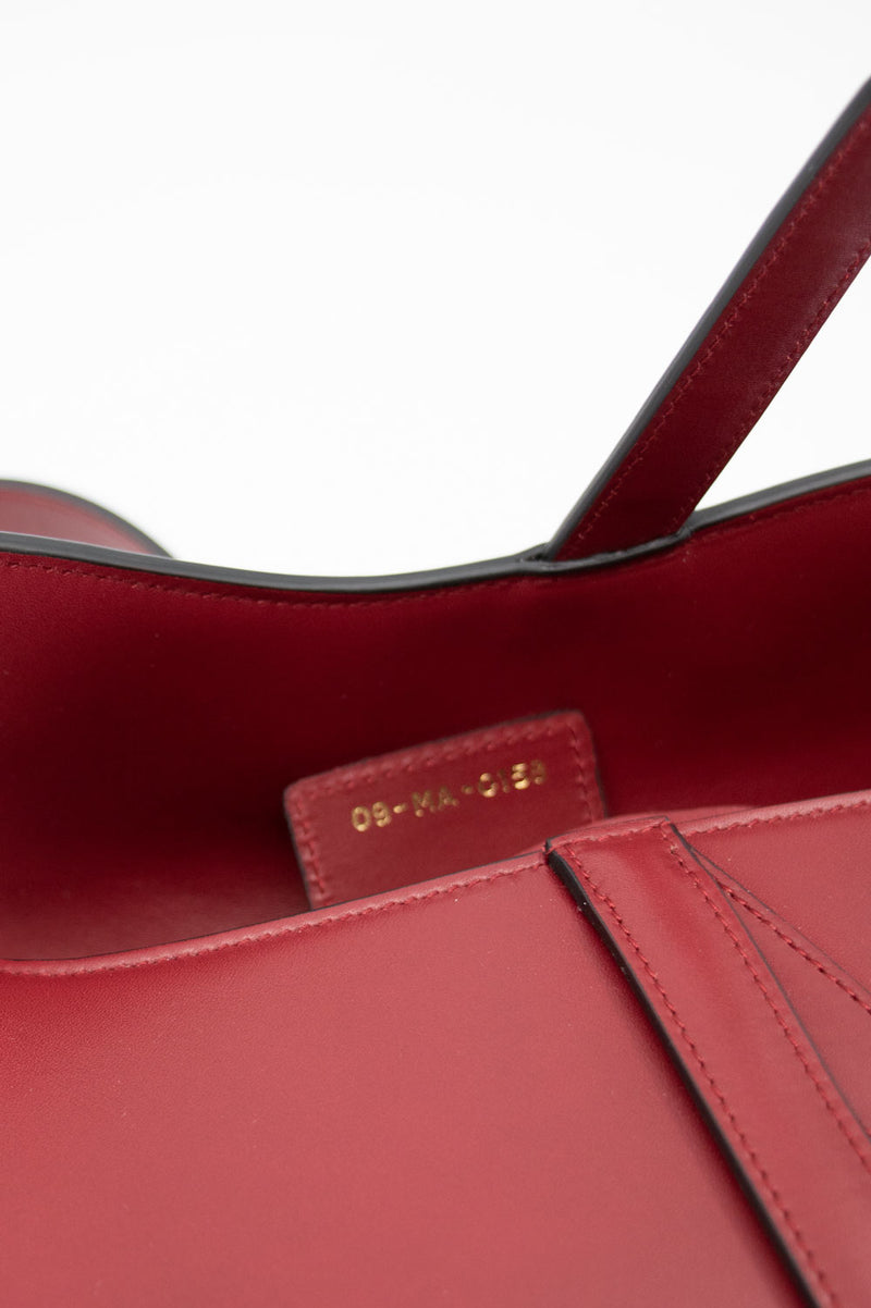 CHRISTIAN DIOR Saddle Bag with Strap