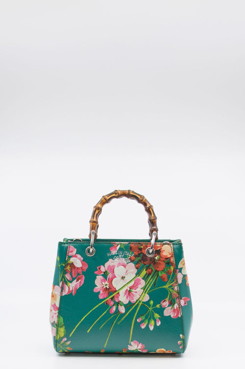 GUCCI Bamboo Shopper Bag Small