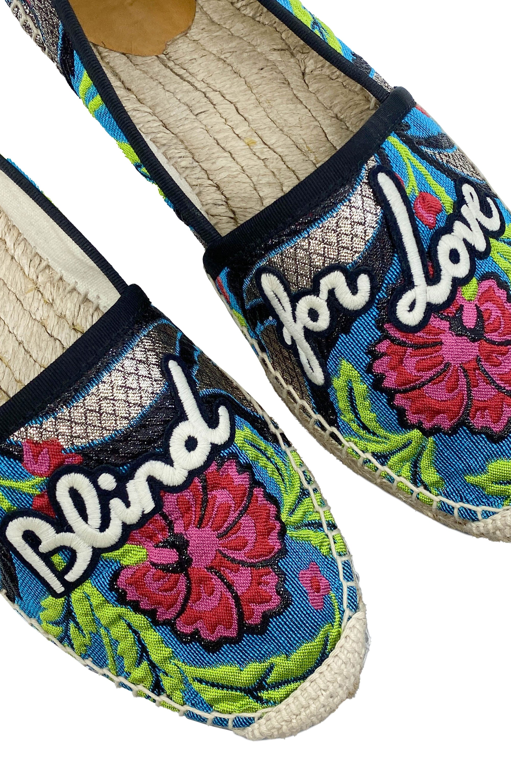GUCCI Espadrilles Blind for Love