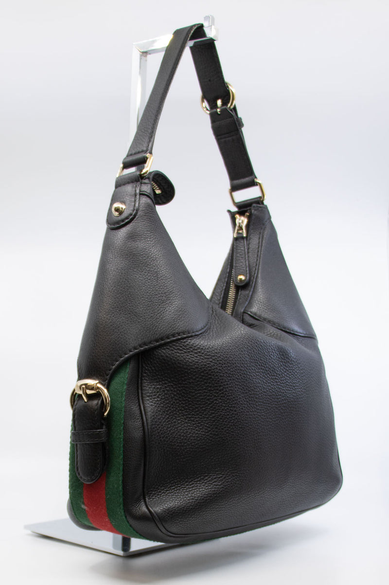 GUCCI Heritage Hobo Bag