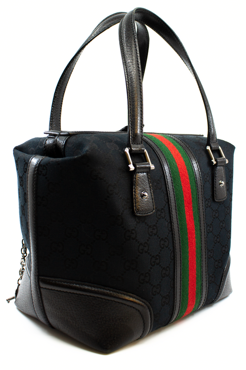 GUCCI Treasure Bag GG