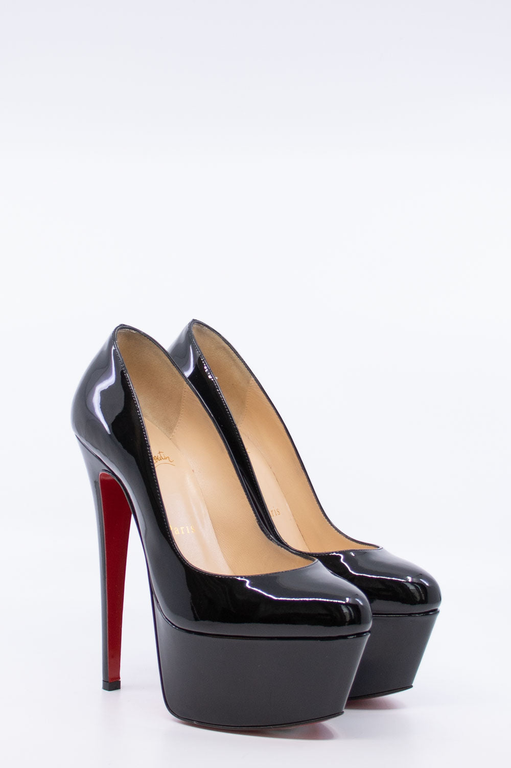 CHRISTIAN LOUBOUTIN Victoria 160 Pumps