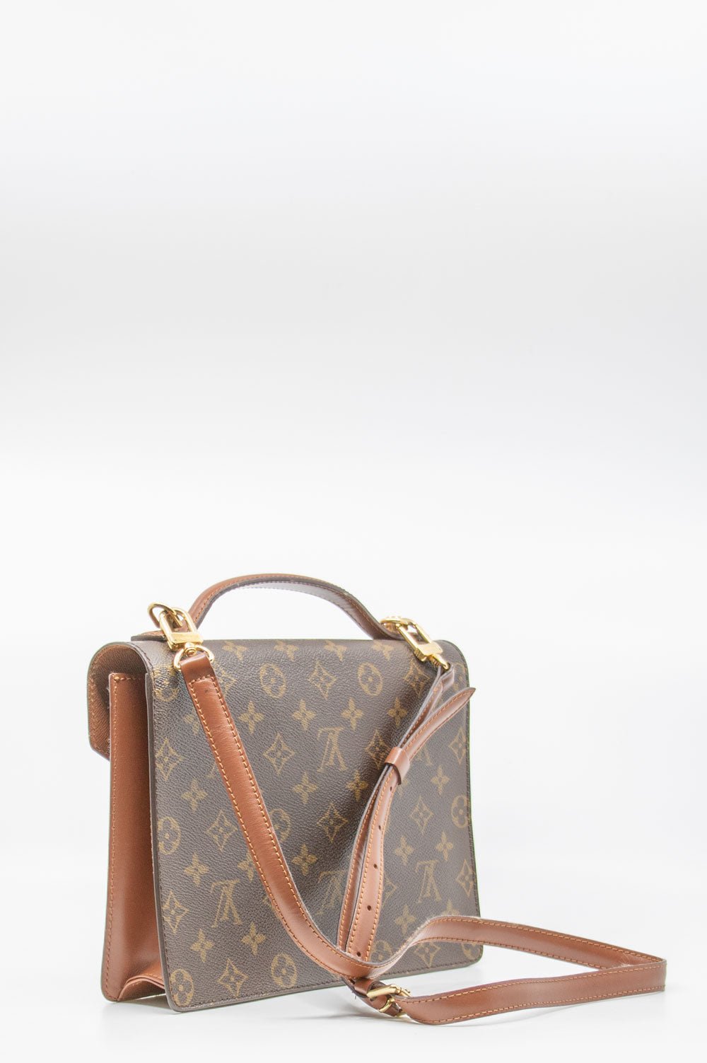 LOUIS VUITTON Vintage Monceau 26 Bag