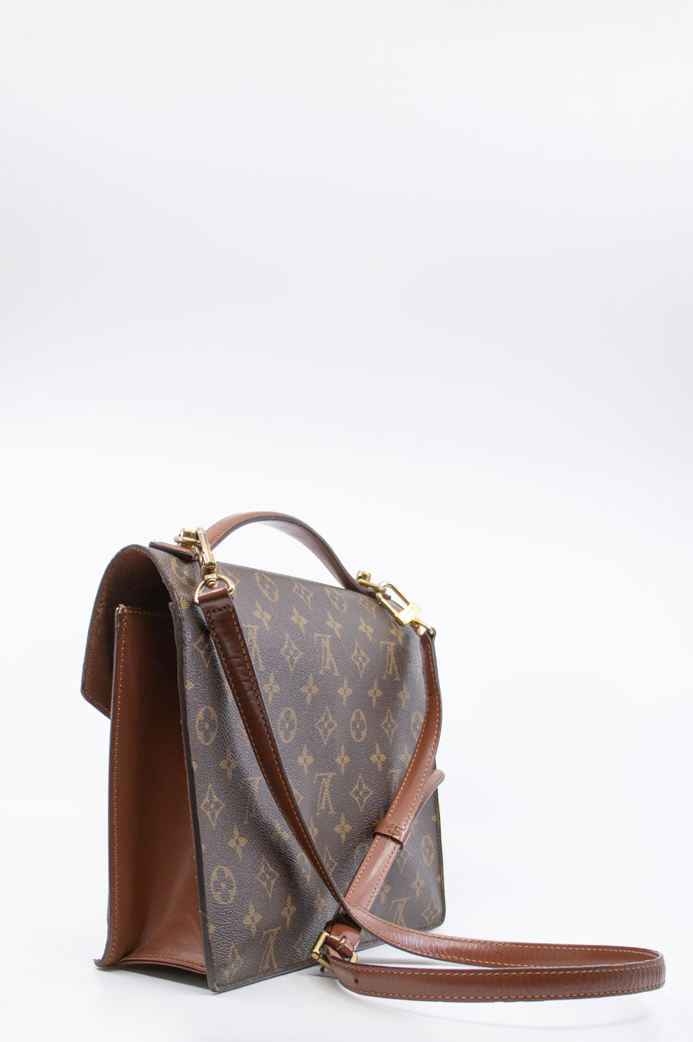 Louis Vuitton Monceau Bag