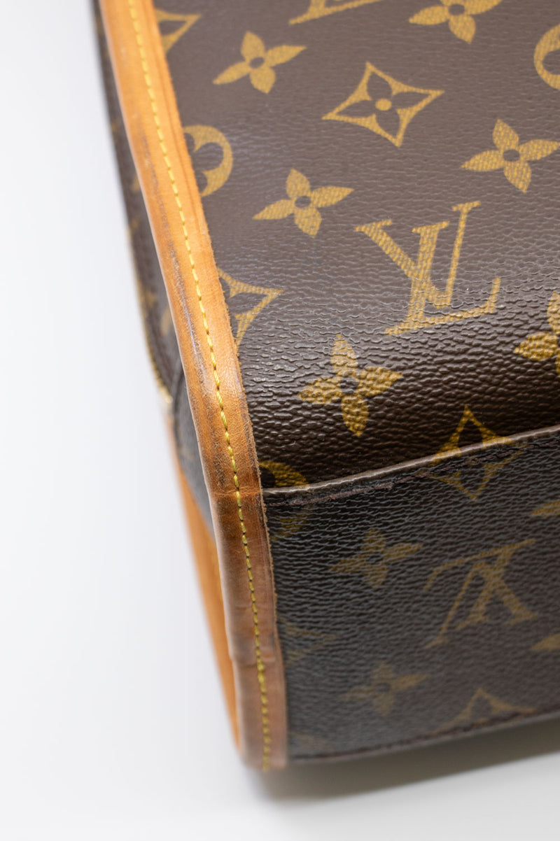 LOUIS VUITTON Rivoli Bag