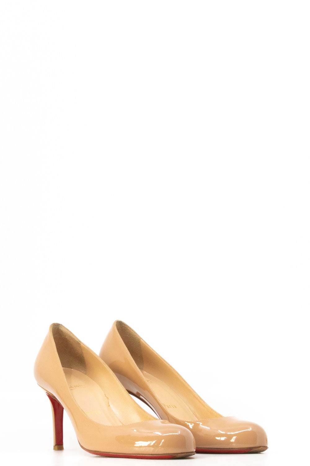 CHRISTIAN LOUBOUTIN Simple Pumps