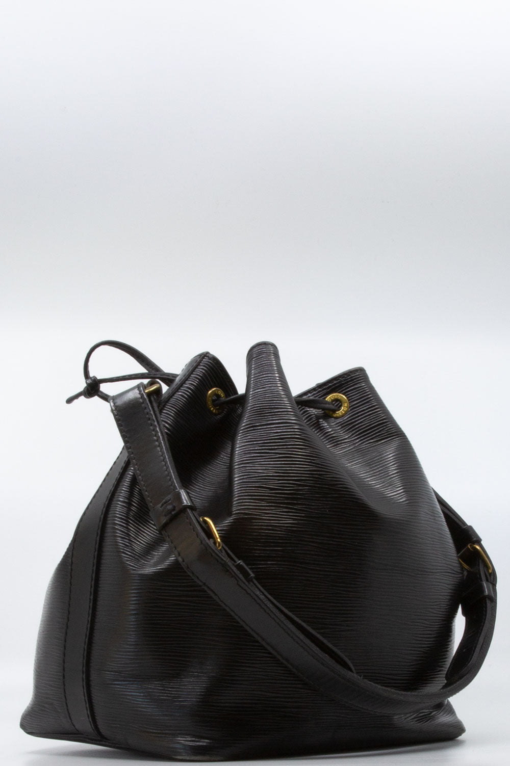 LOUIS VUITTON Petit Sac Noé Epi Leather