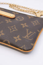 LOUIS VUITTON Milla Pochette PM MNG