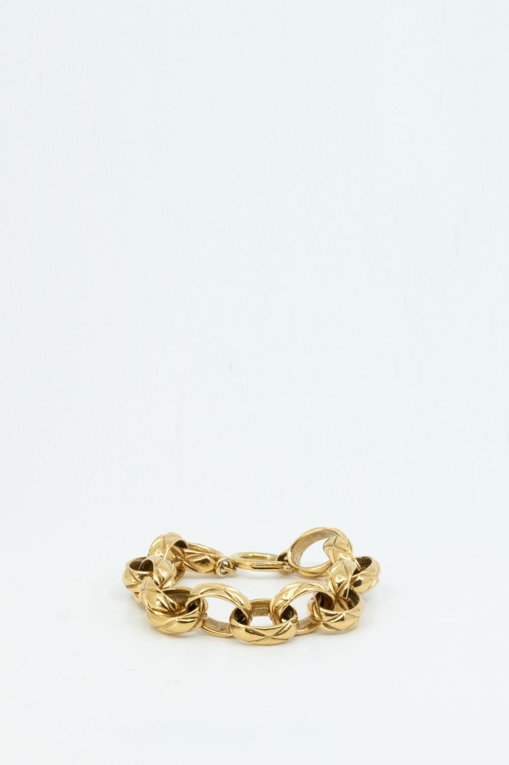Chanel Vintage Bracelet in gold