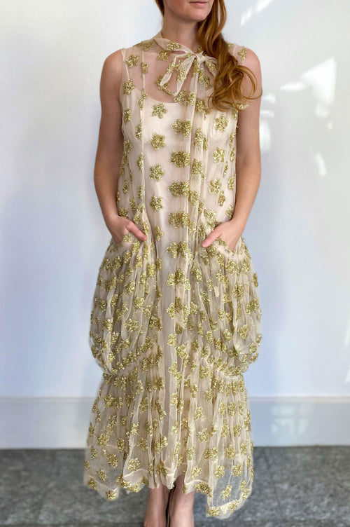 SIMONE ROCHA Long Dress