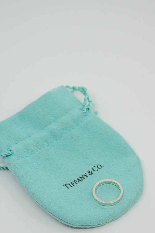 TIFFANY&CO. I love You Ring 925 Silver