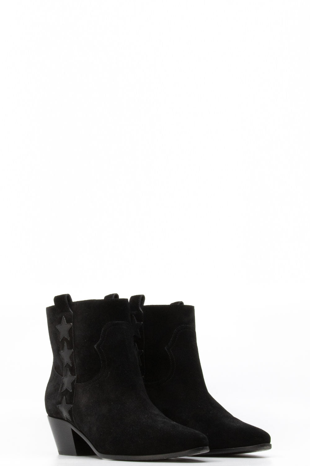SAINT LAURENT Rock40 Star Boots
