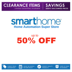UP to 50% Off Home Automation at Smart Home