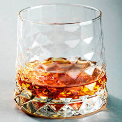 Drinkware Essentials 10.8 oz Old-Fashioned Whisky Tumbler Whiskey Glass