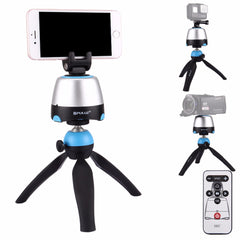3 in 1 Mini Tripod with 360 Rotation Panoramic Selfie Robot  - Gimbal for Phones Gopro Cameras DSLR +Remote Controller