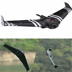 RC AR.Fly Wing  Model Aircraft KIT (900mm Wingspan)