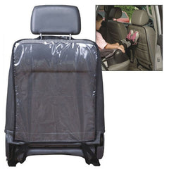 Back Seat Protector Kick Mat - 1PC  Mud Auto Cover for Children Clean Car Accessories Seat Kids Car