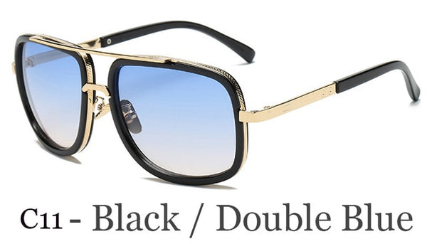 Classic Unisex Sunglasses (Different Colors Available) - Plug Fashions