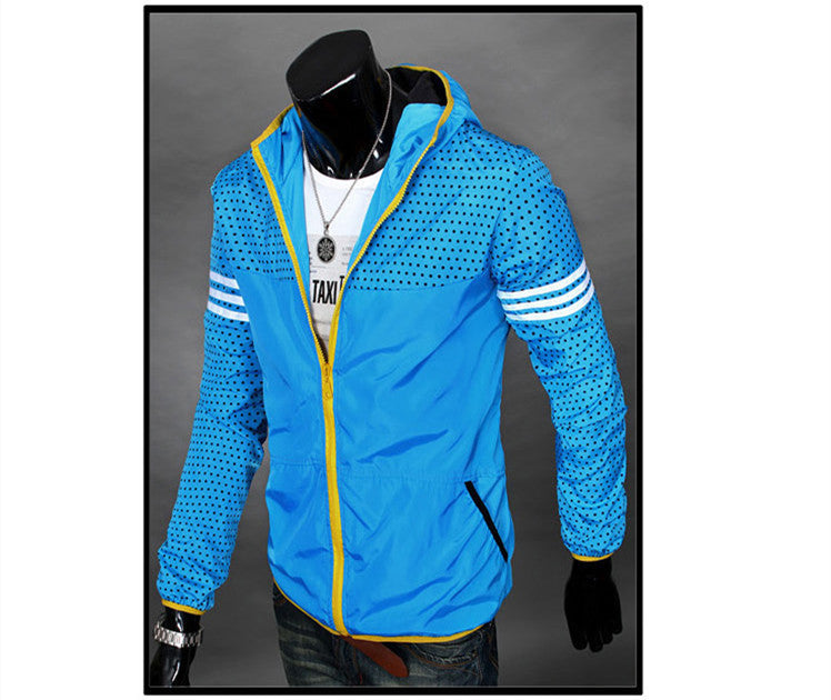 2015 New Fashion Korea Style Jacket Free Shipping Patchwork College Baseball Cotton Jacket Men's Clothing Coats 4 Color