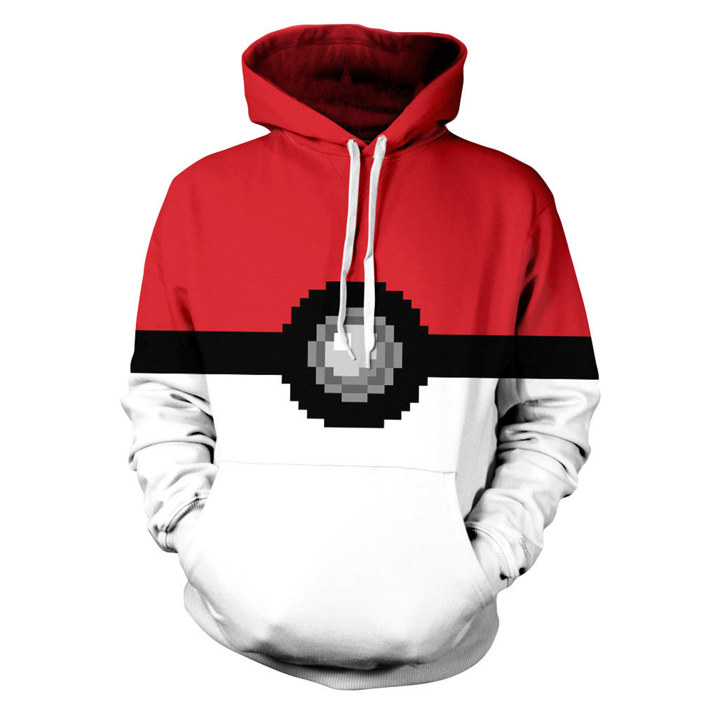 Exclusive Pokemon Go Hoodies