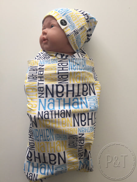 Beanies & Wrap Sets - Nested