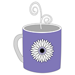Coffee Cup Gerbera