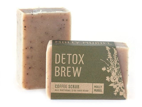 Detox Brew Coffee Soap
