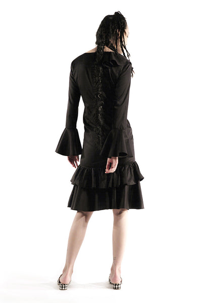 The Emma Dress (Black) - Sarah Lai